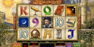 Nostradamus Slot von Playtech