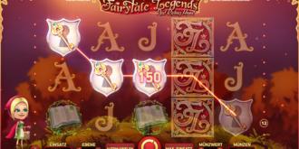 NetEnt bringt Fairytale Legends: Red Riding Hood heraus